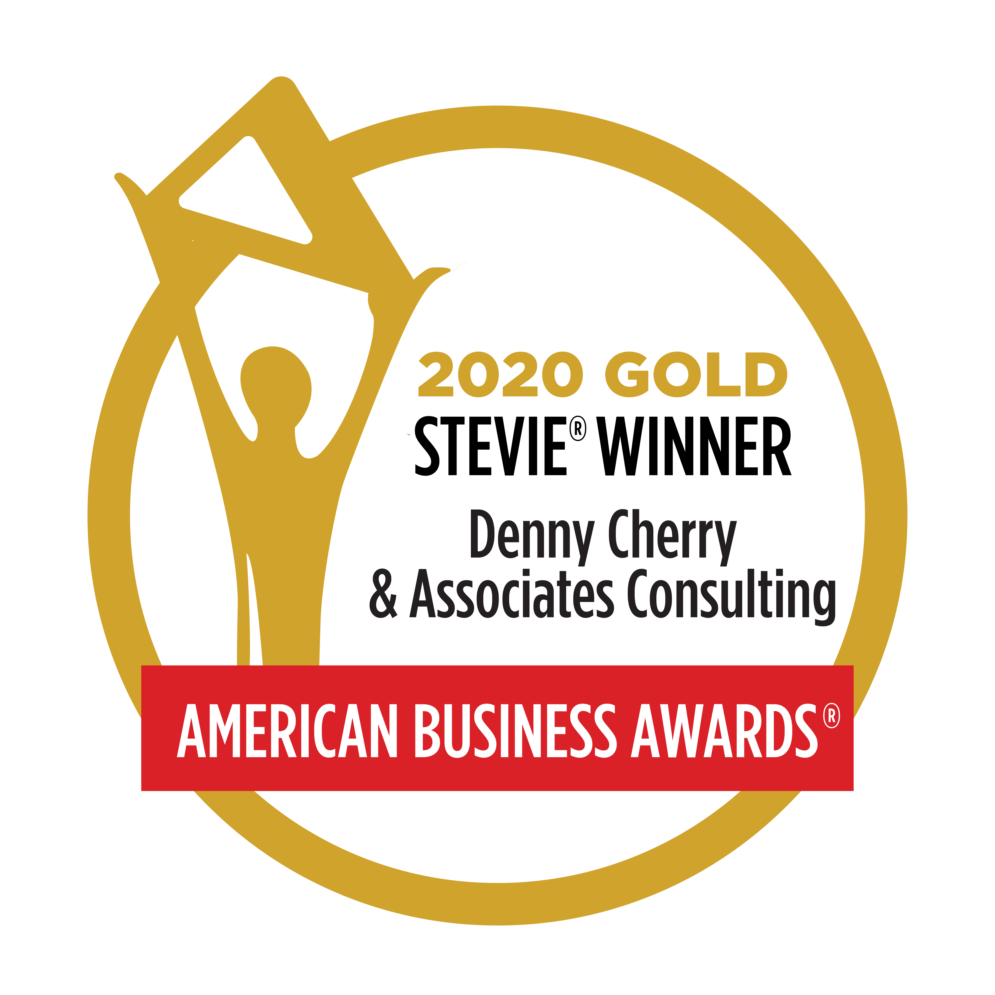 American Business Awards Gold Award