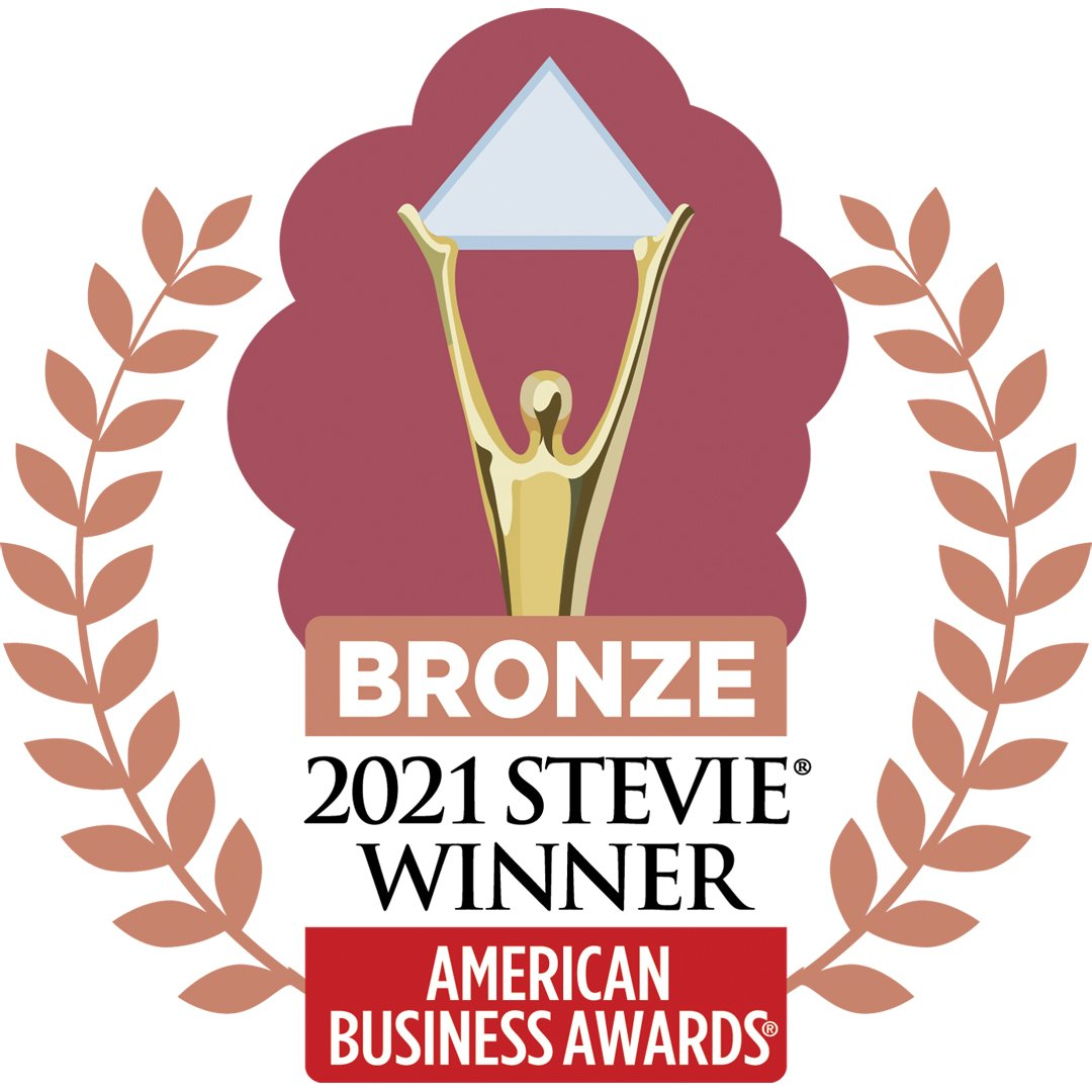 American Business Award 2021 Bronze