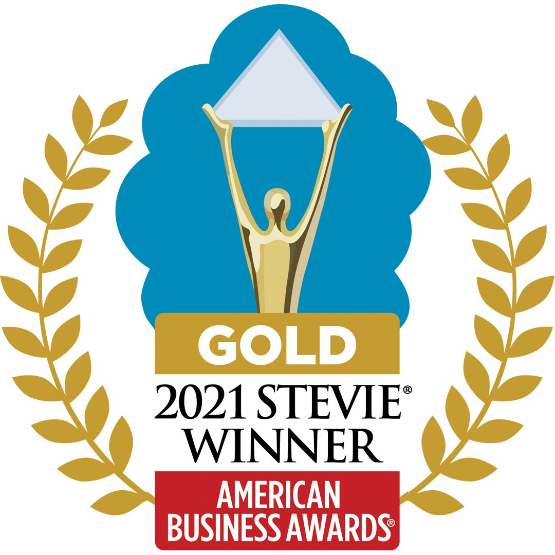 American Business Award 2021 Gold